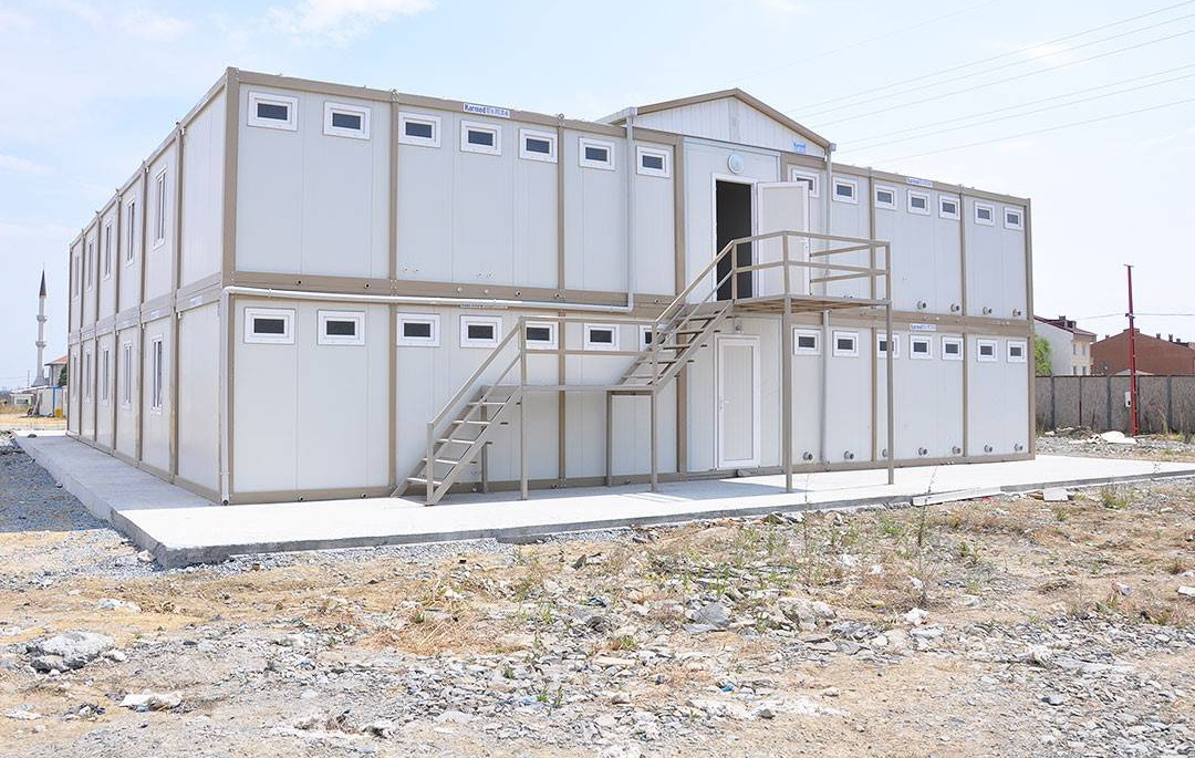 Container Homes – NHÀ LẮP RÁP CONTAINER