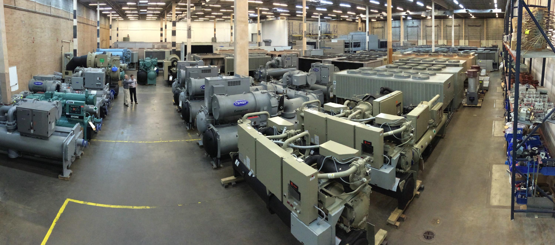 Bảo trì-sửa chữa hệ thống lạnh công nghiệp ở tại bình dương used_chiller_warehouse_dallas_texas__full_1