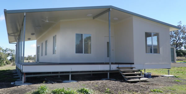 BÁO GIÁ NHÀ LẮP RÁP PANEL EPS  Environmental-house-Towoomba-