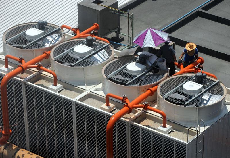 Bảo trì-sửa chữa hệ thống lạnh công nghiệp ở tại bình dương Airconditioning-system