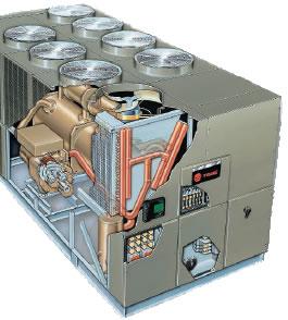 Bảo trì-sửa chữa hệ thống lạnh công nghiệp ở tại bình dương trane-rtac-chiller-inside-look