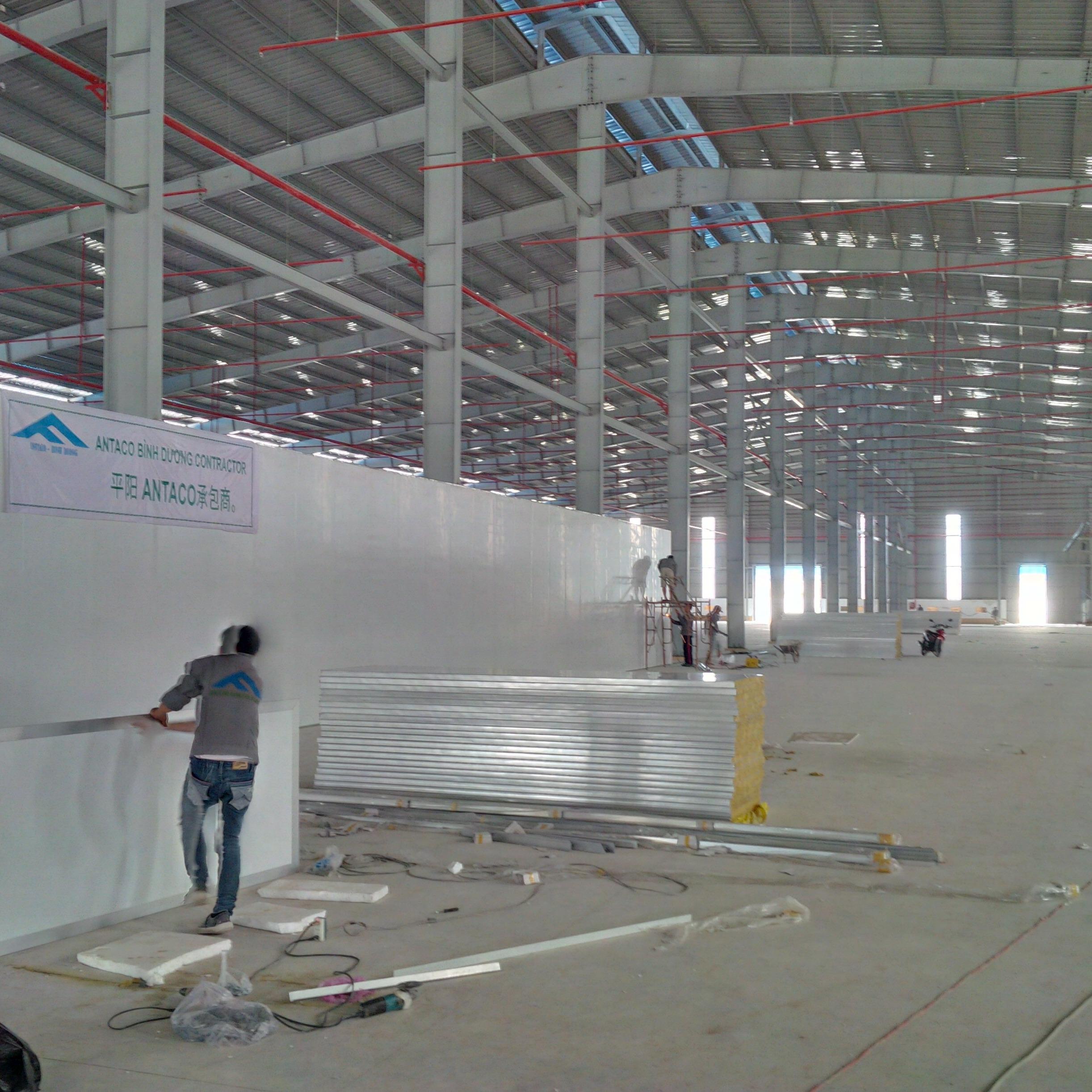 Báo giá thiết kế thi công lắp đặt hệ thống kho lạnh công nghiệp